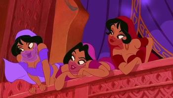 Aladdin / Characters - TV Tropes