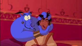 Aladdin / Funny - TV Tropes