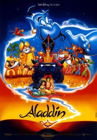 Aladdin ally bare