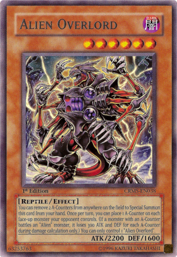 Yu-Gi-Oh! Card Game A To C / Characters - TV Tropes