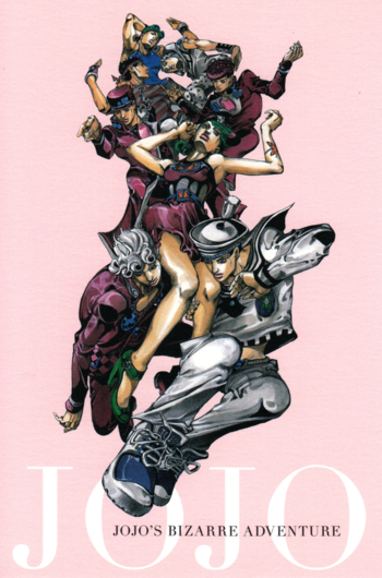 JoJo's Bizarre Adventure (Manga) - TV Tropes