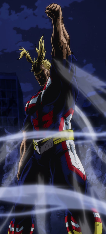 6a5c5b58 My Hero Academia / Awesome - TV Tropes