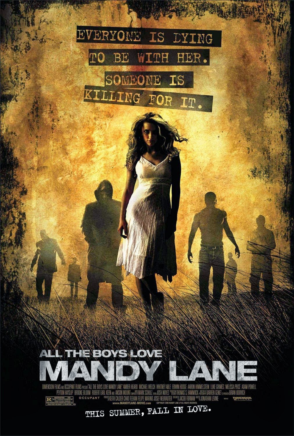All The Boys Love Mandy Lane (Film)