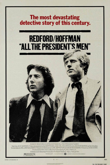 an analysis of all the presidents men a book by carl bernstein and bob woodward All the president's men [bob woodward, carl  all the presidents men is an unorthodox book in that its not the  fortunately for woodward and bernstein,.