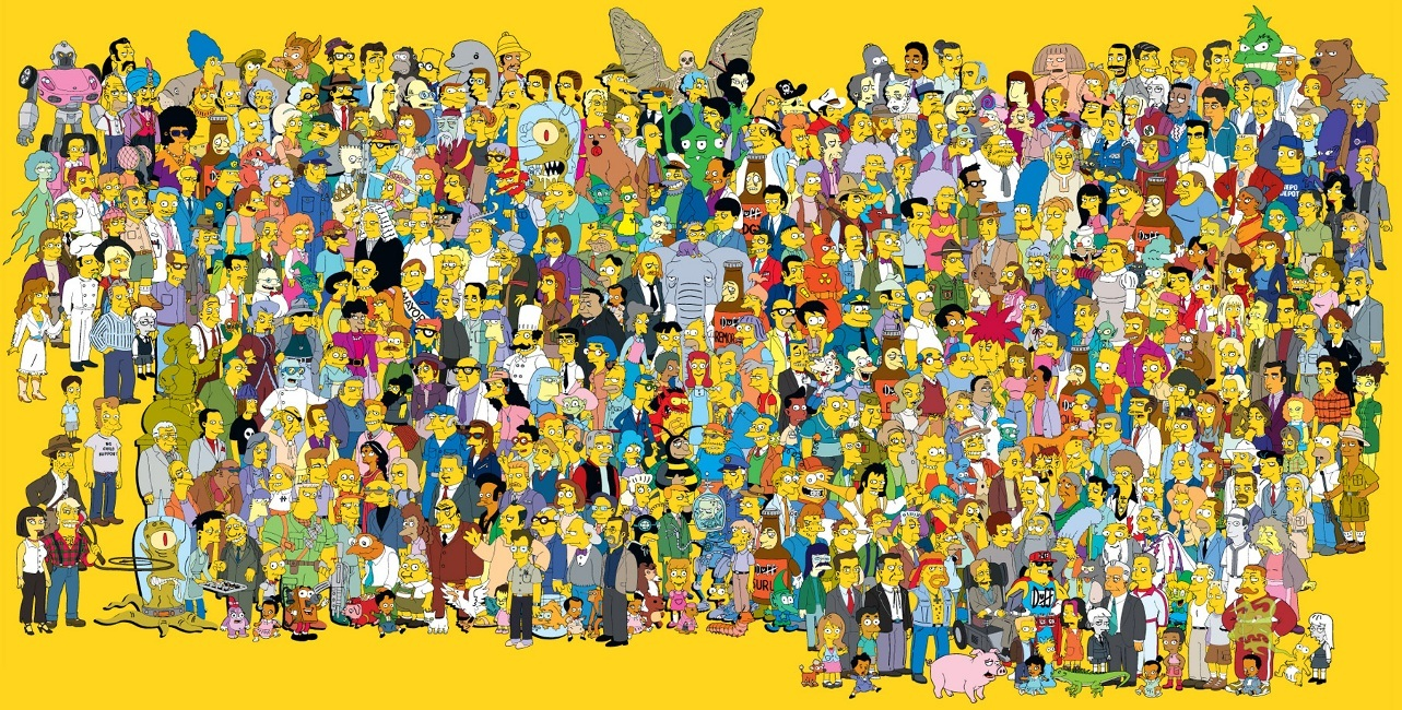 lisa simpson character analysis The simpsons caricatures the distinctive essence of our culture skip to content  since nothing in a cartoon exists naturally — every character, prop, or setting, no matter how fleeting or .