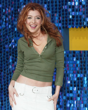 alyson hannigan lindsey stirling
