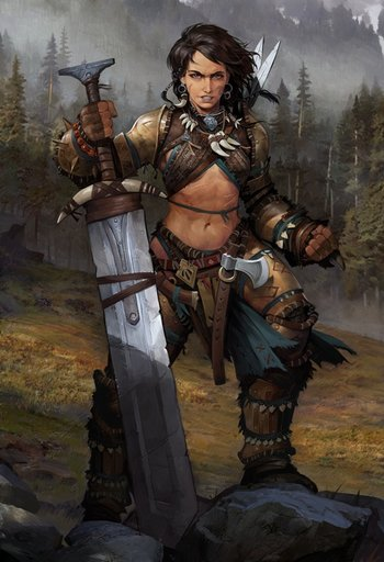 Pathfinder: Kingmaker / Characters - TV Tropes