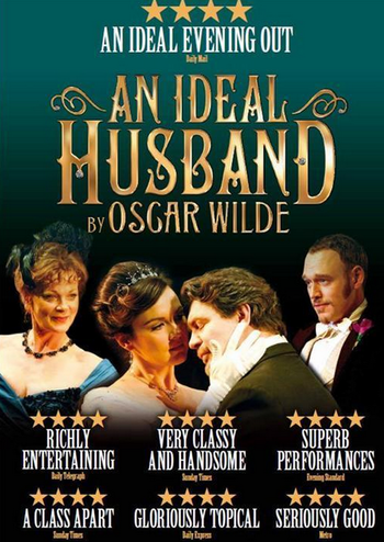 An Ideal Husband Theatre Tv Tropes