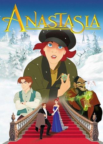 Anastasia Western Animation Tv Tropes