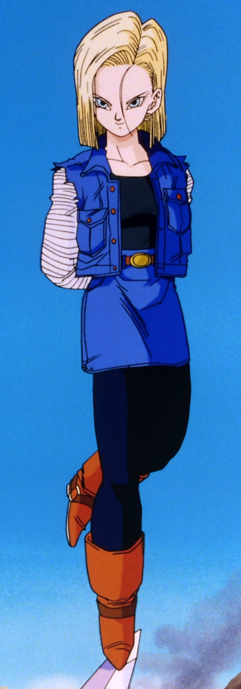 http://static.tvtropes.org/pmwiki/pub/images/android_18_history_of_trunks.png