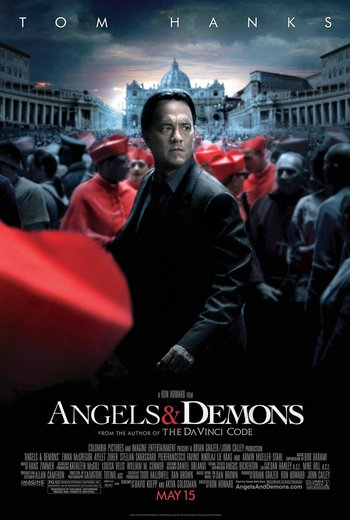 Angels & Demons (Literature) - TV Tropes