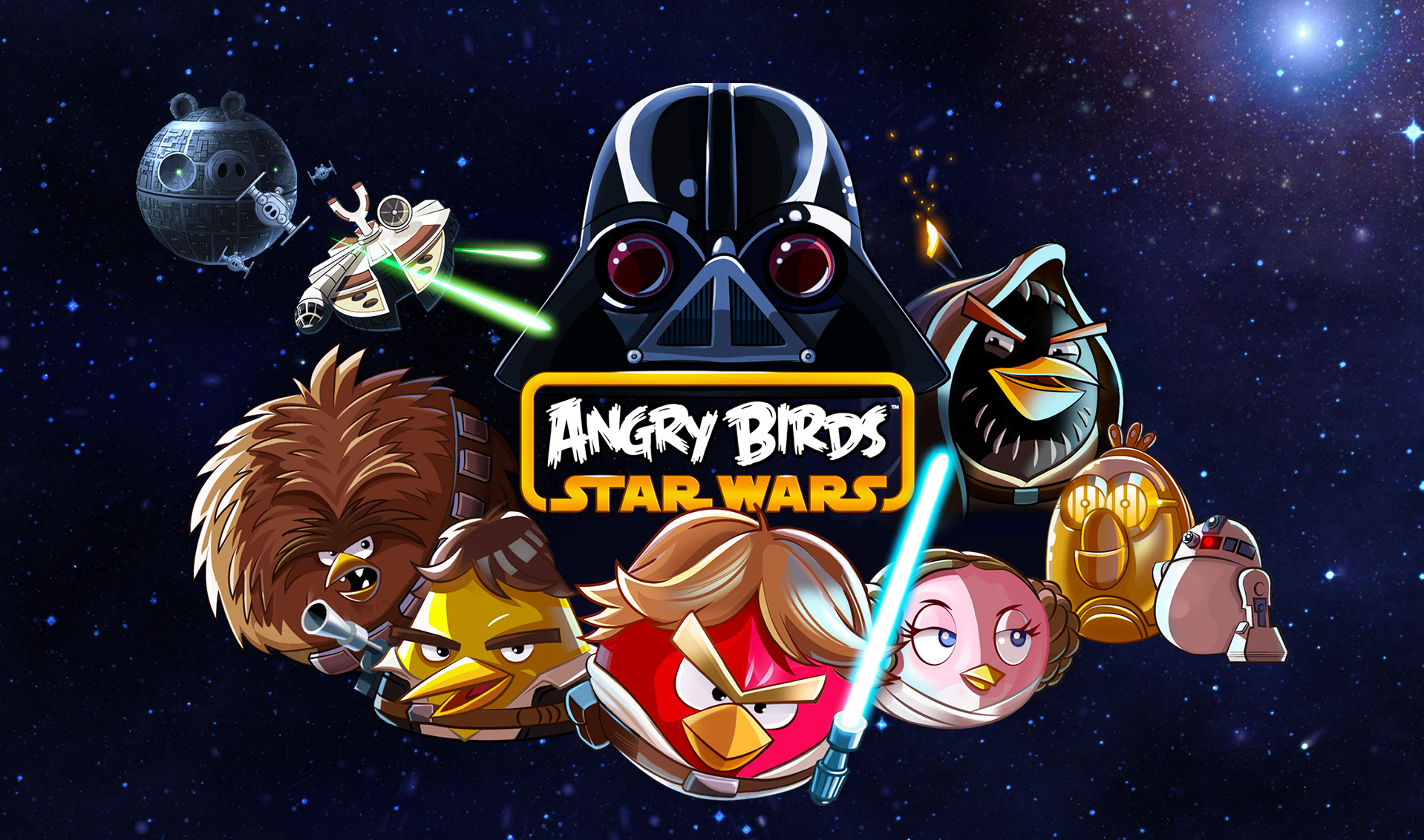 Angry Birds Star Wars Video Game  TV Tropes