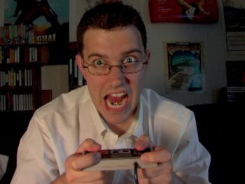 The Angry Video Game Nerd (Web Video) - TV Tropes