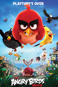 an analysis of the movie the birds I am a grown woman who has played a facebook version of angry birds since its inception judge me if you must, but suddenly that wasted time has come in somewhat handy now that the inevitable the angry birds movie has landed i compete against strangers in weekly tournaments by launching.