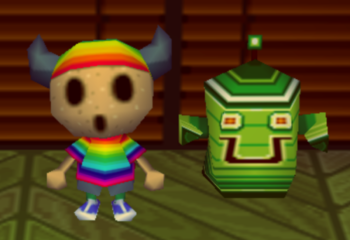 Animal Crossing / Nightmare Fuel - TV Tropes