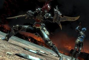 Final Fantasy XIV Garlean Empire / Characters - TV Tropes
