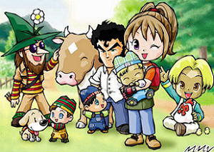 Harvest Moon: A Wonderful Life (Video Game) - TV Tropes