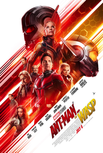 Ant-Man and the Wasp (Film) - TV Tropes