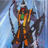 The gallery for --> Ronin Warriors Anubis