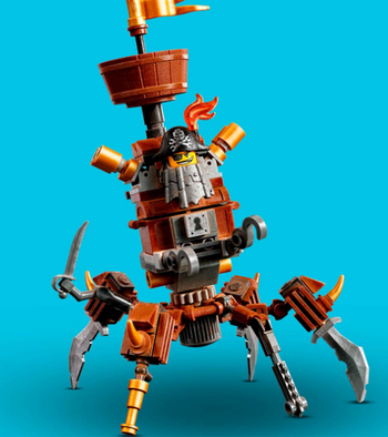 The LEGO Movie / Characters - TV Tropes