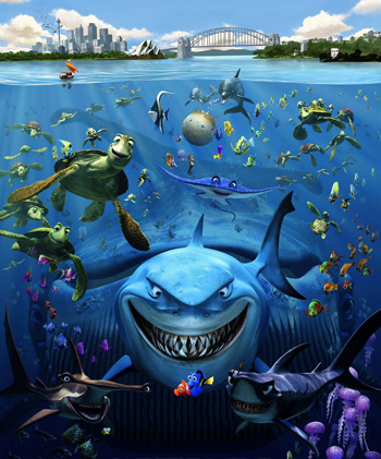 aquatic animal tropes tv tropes