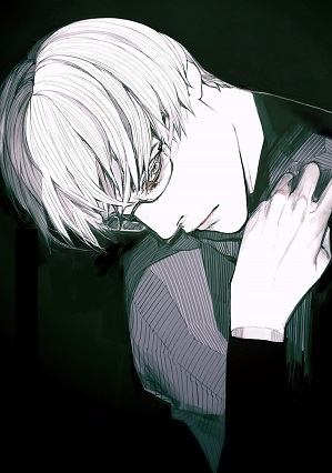 tokyo ghoul haise quinque