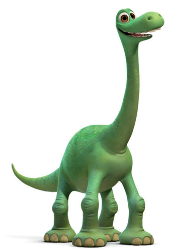The Good Dinosaur Characters Tv Tropes