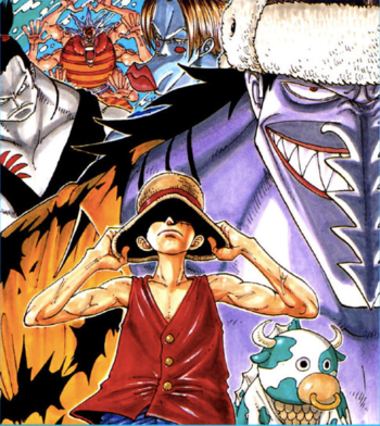 One Piece Arlong Arc / Recap - TV Tropes