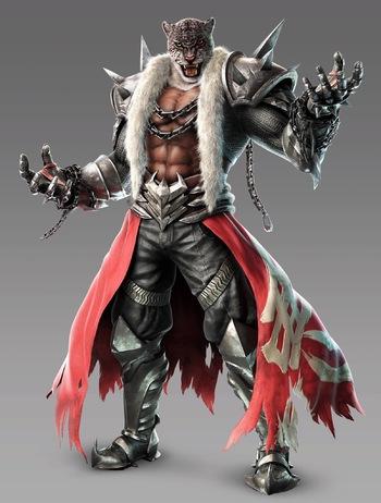 Tekken 5 Characters Tv Tropes