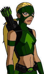 Young Justice Artemis Hot