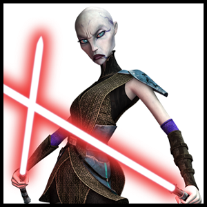Sex appeal of asajj ventress