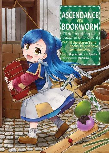 Ascendance of a Bookworm (Light Novel) - TV Tropes