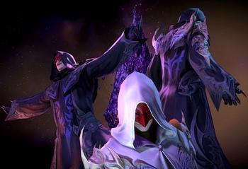 Final Fantasy XIV Ascians / Characters - TV Tropes