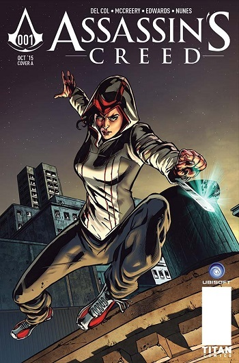 Assassin S Creed Titan Comics Comic Book Tv Tropes