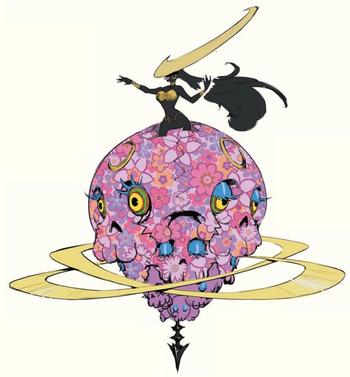 Présentation d'Haru , la jolie voleuse ! (terminée) Astarte