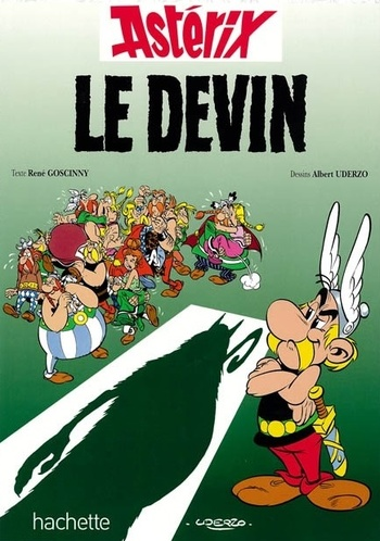 Asterix and the Soothsayer   Recap - TV Tropes 49c3752222