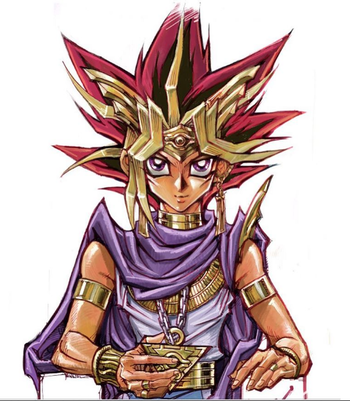 Yu-Gi-Oh! Ancient Egypt / Characters - TV Tropes
