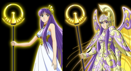 Saint Seiya Gods / Characters - TV Tropes