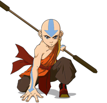 Avatar The Last Airbender Avatar Aang Characters Tv Tropes