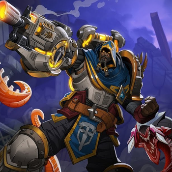 Paladins Front Line / Characters - TV Tropes