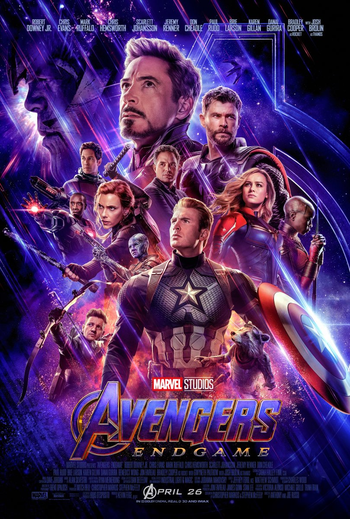 Avengers: Endgame (Film) - TV Tropes