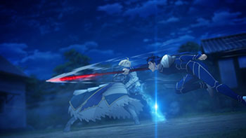 Fate Stay Night Unlimited Blade Works Awesome Tv Tropes