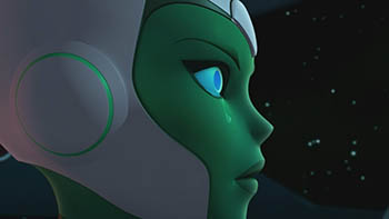 green lantern the animated series tear jerker   tv tropes