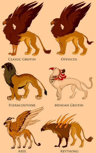 Where's the griffin?: Our Gryphons Are Different - TV Tropes Forum