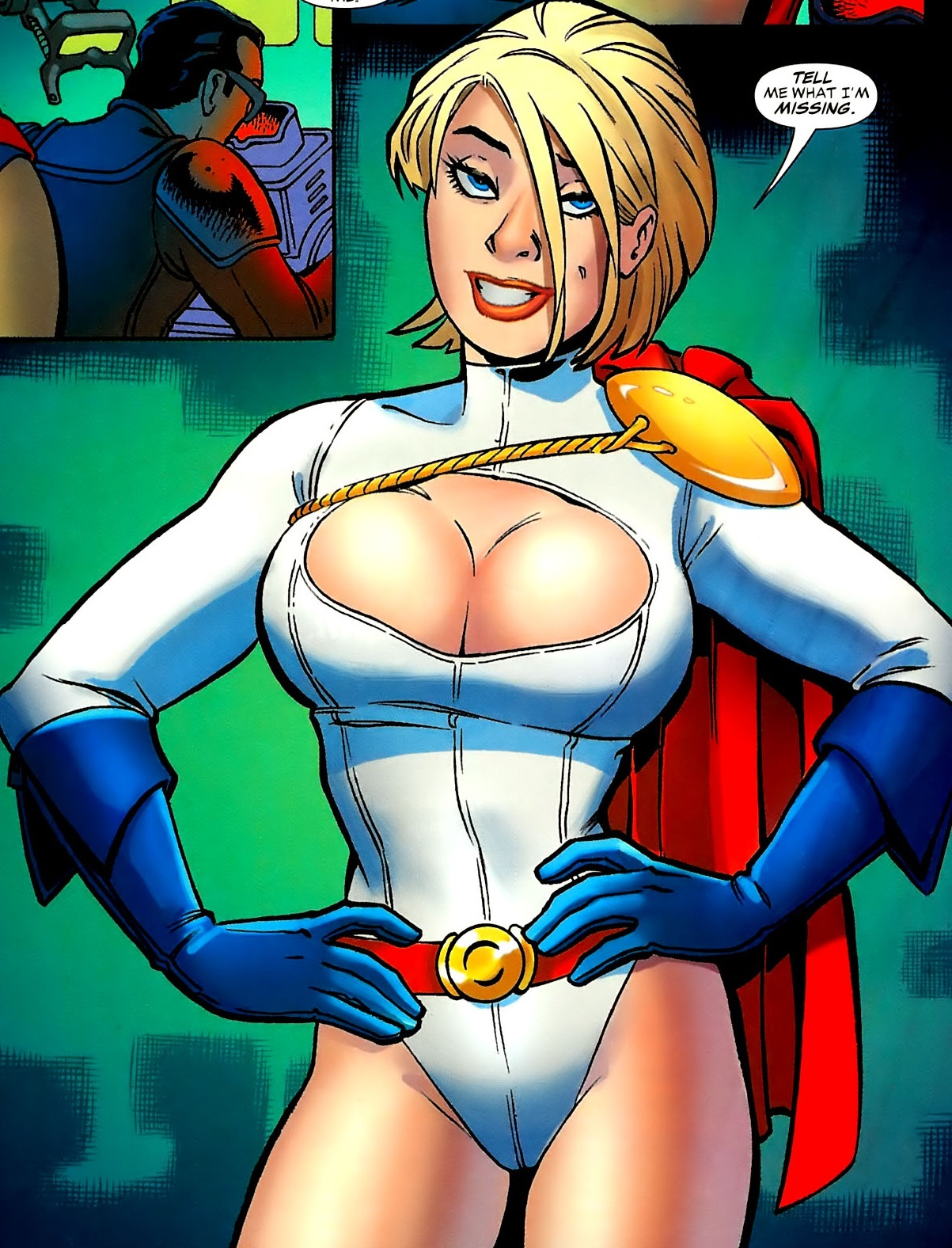 Supergirl is a lesbian world cartoons for  pornos gallery