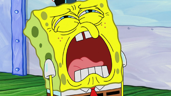 spongebob squarepants tear jerker tv tropes