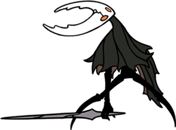 Hollow Knight Bosses / Characters - TV Tropes