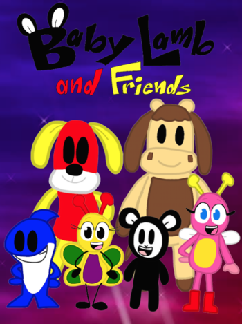 https://static.tvtropes.org/pmwiki/pub/images/baby_lamb_and_friends_poser_8.png