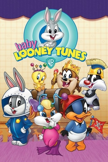 Baby Looney Tunes Western Animation Tv Tropes