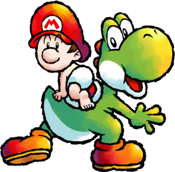 Yoshi S Island Video Game Tv Tropes